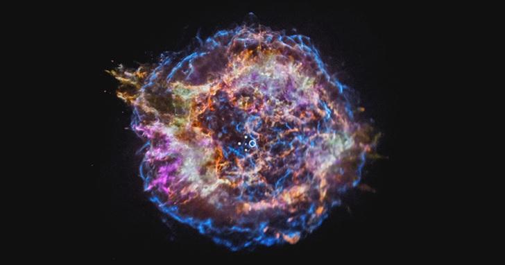 NASA將太空望遠鏡收集到的天文資料轉換為音訊,來聽聽銀河系的聲音!
