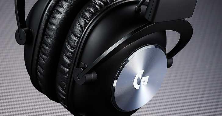 Logitech Pro X Wireless 開箱評測:職業級無線電競耳麥