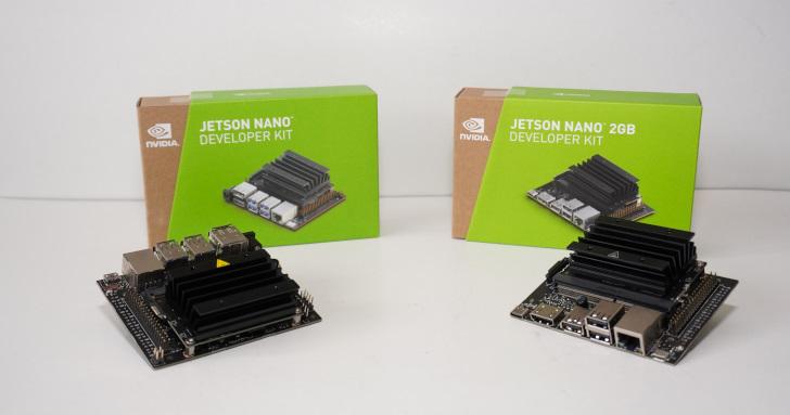NVIDIA Jetson Nano 2GB動手玩基礎介紹篇:推廣AIoT的自學平台