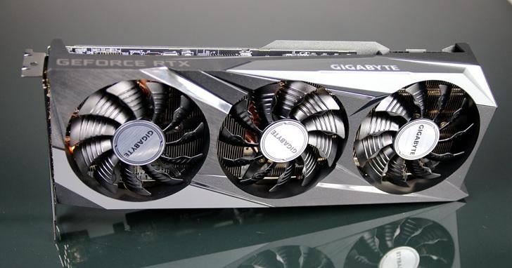 GeForce RTX 30 系列的性價比之王!GIGABYTE GeForce RTX 3070 GAMING OC 8G 顯示卡評測