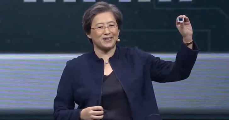 花了六年帶領 AMD 走出危機只是前菜,蘇姿丰真正的目標是推倒英特爾這道牆