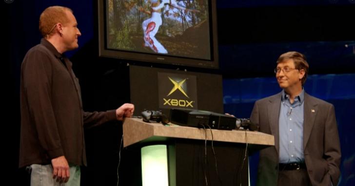 初代Xbox之父透露,頭兩年比爾蓋茲一直以為他在搞Windows系統的遊戲機