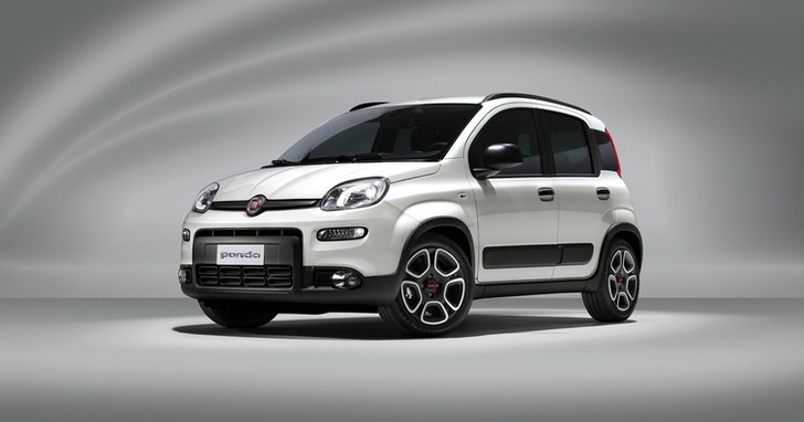 迎來車系四十周年,FIAT Panda 改款輕油電登場