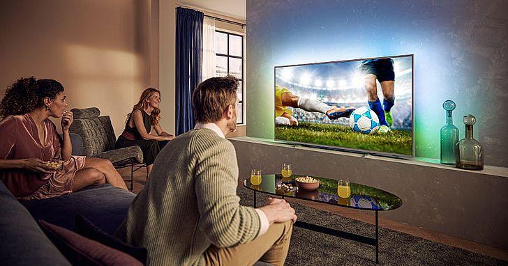 飛利浦推出 PUH8265 系列 4K UHD LED Android 大型顯示器,最大螢幕尺寸達 86 吋