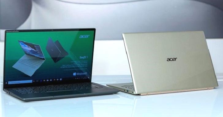 Acer Swift 5 開賣價 34,900 元,Swift 3X 預告 12 月上市