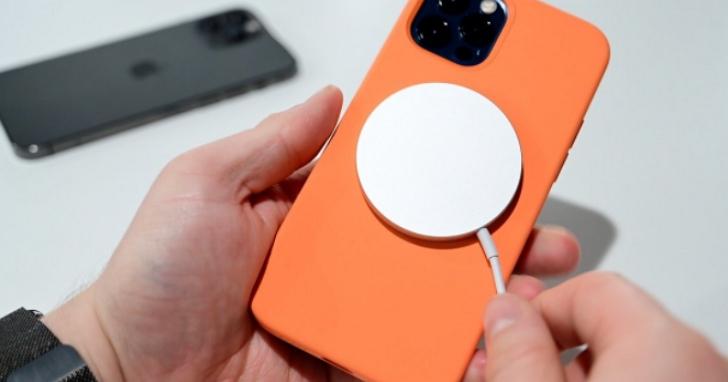 蘋果官方文件顯示iPhone 12 Mini的MagSafe充電功率最高只有12W