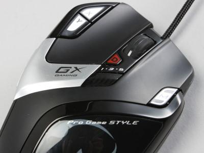 電競滑鼠 Genius GX Gaming DeathTaker 奪命蠍開箱