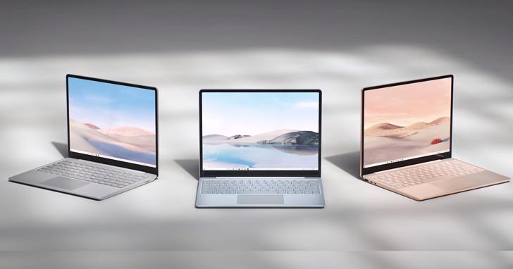 Surface Laptop Go 台灣開賣,微軟最入門款筆電、售價 17,788 元