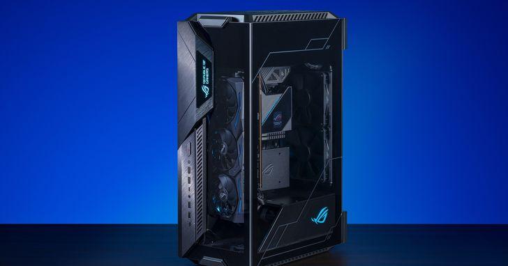 榮獲國際三大獎項,ROG Z11 Mini-ITX電競機殼開賣