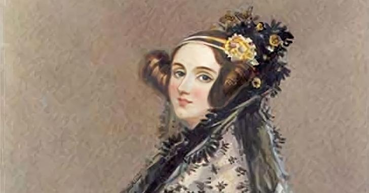 她,詩人拜倫之女,英國數學家,歷史上第一位程式設計師
