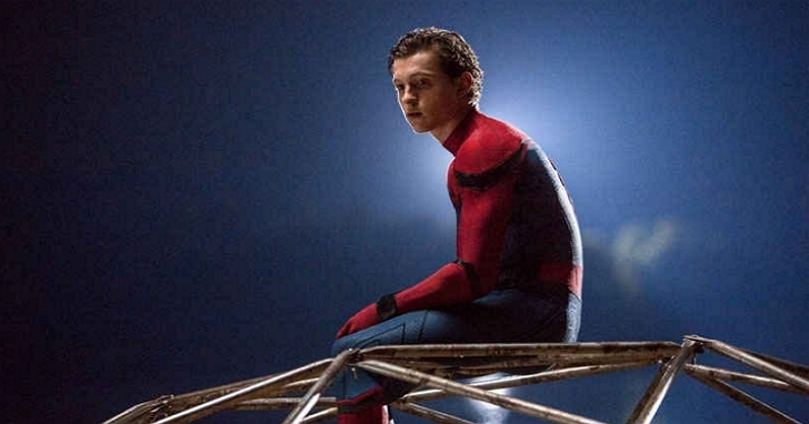 蜘蛛人上工第一天一樣得戴口罩,湯姆‧霍蘭德秀出片場實拍照