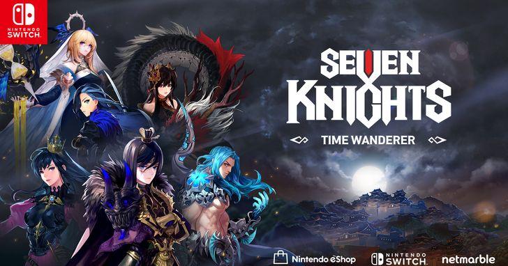 網石《Seven Knights -Time Wanderer-》遊戲製作人分享創作心路歷程