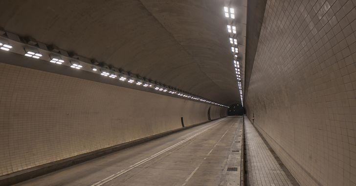 實現智慧城市願景,昕諾飛助北市打造LED智能隧道照明系統
