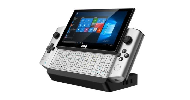掌上型主機造型迷你電腦GPD Win 3,搭載Intel Xe強悍顯示晶片可玩AAA大作