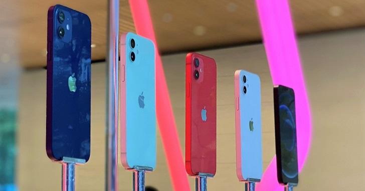 iPhone 12 Pro Max / mini 開賣,Apple Store 同時體驗新款 iPad Air 及 iPad