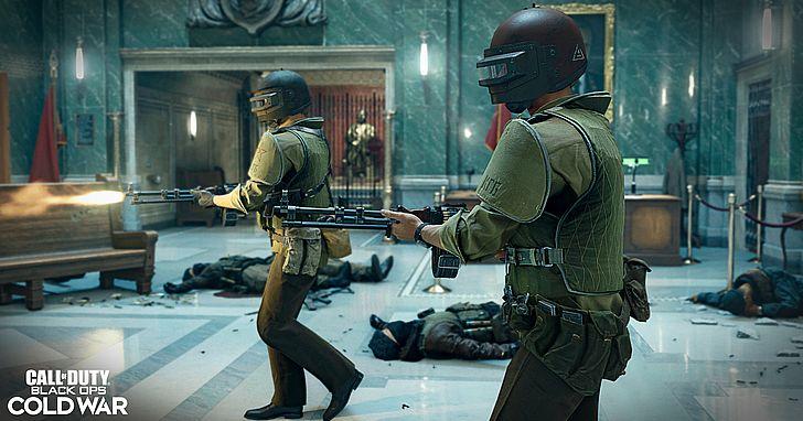 《決勝時刻:黑色行動冷戰》正式上市,重回美蘇冷戰的詭譎情勢