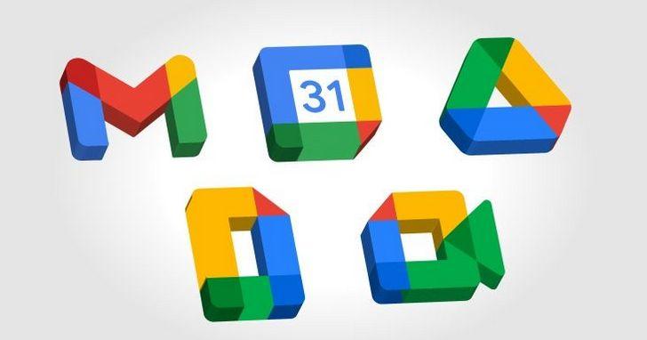 不光使用者吐槽,Google這套新logo讓員工也吵翻了天