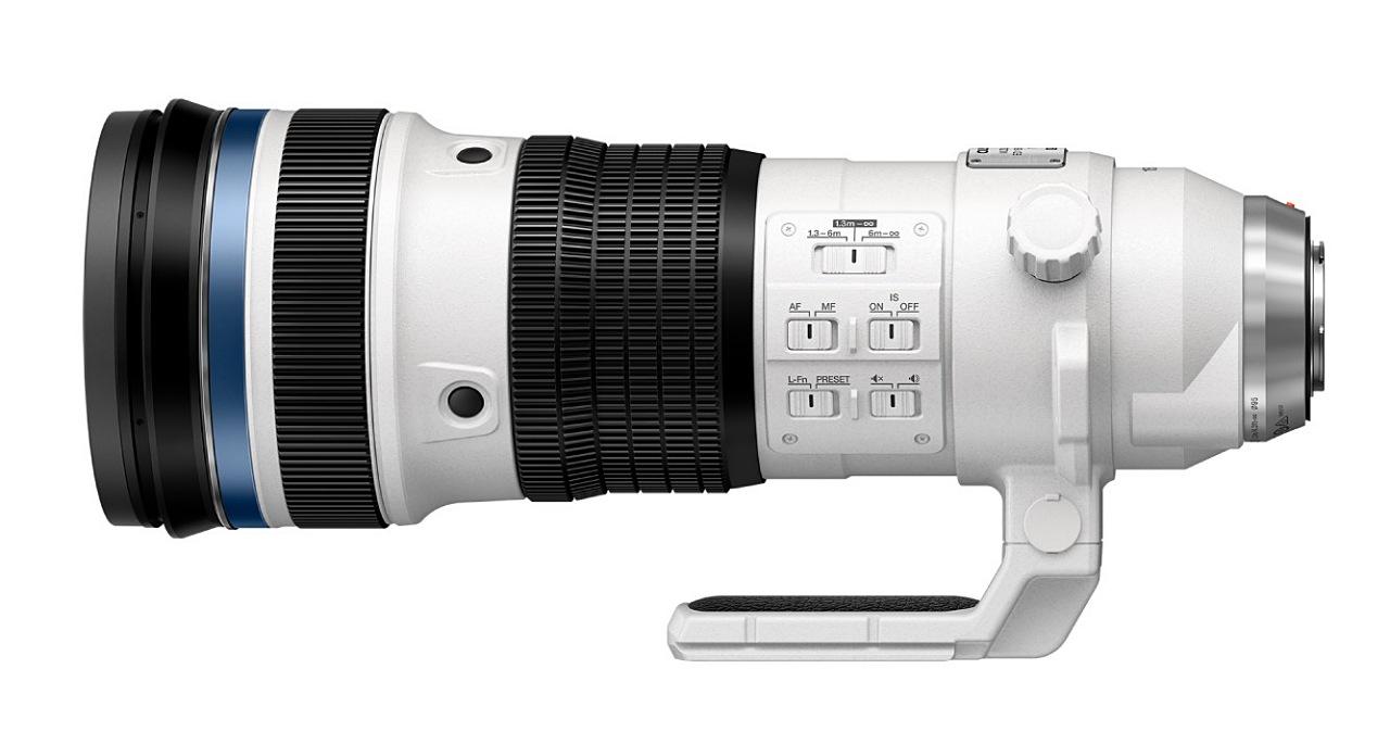 超望遠白砲登場!Olympus M.ZD 150-400mm F4.5 TC1.25x IS PRO 正式發表