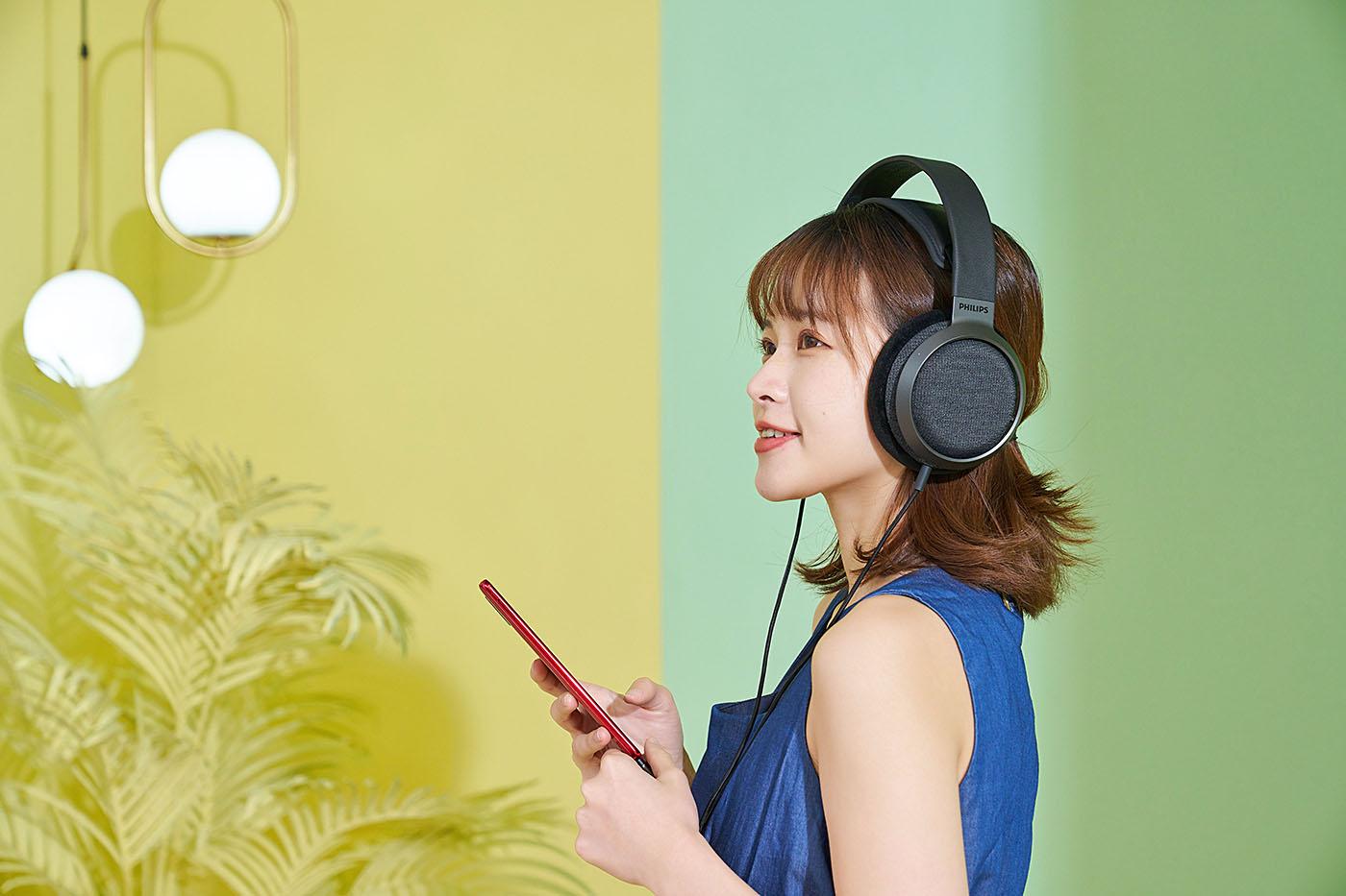 聽見音樂的靈魂,Philips Fidelio X3 Hi-Res Audio 有線覆耳式耳機