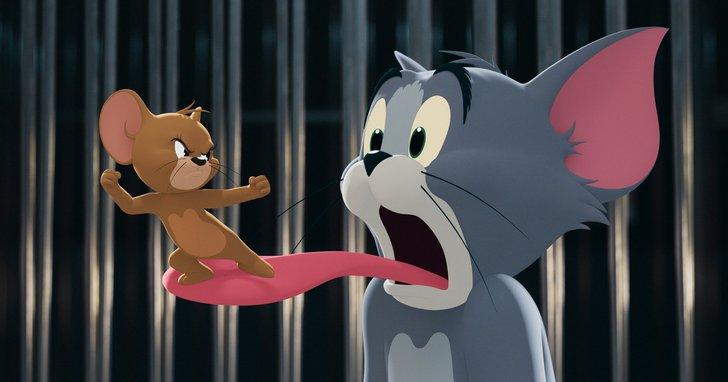 最著名的歡喜冤家回來了!《湯姆貓與傑利鼠》釋出官方預告