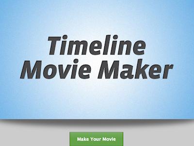 Timeline Movie Maker:把 Facebook Timeline 做成一部電影