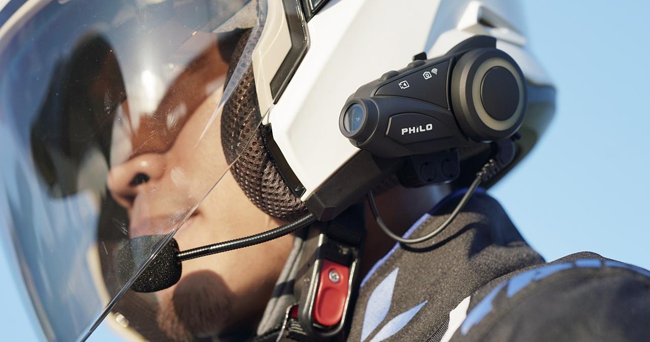 跑山與外送的好夥伴!飛樂 Philo 獵鯊 M3 行車記錄器完整開箱測試