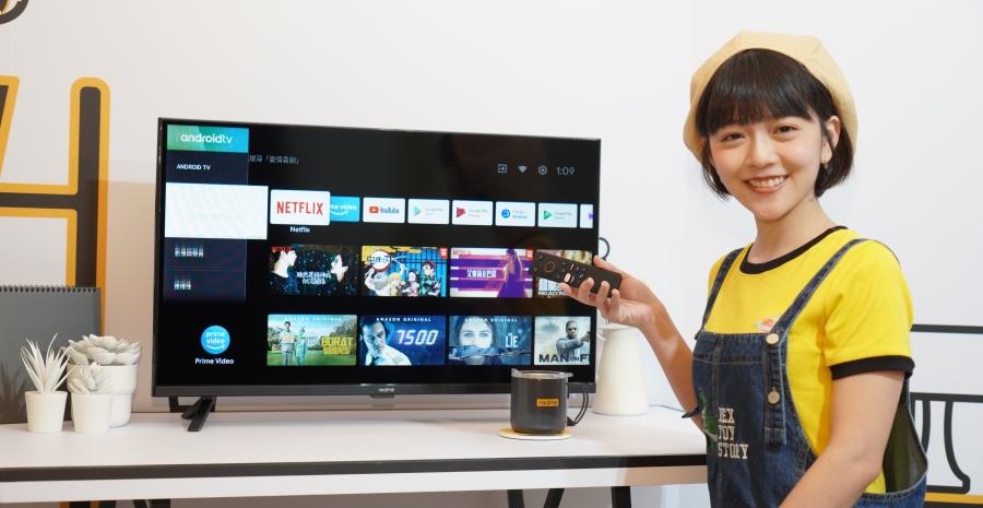 realme 跨足智慧家居,realme 電視、聲波電動牙刷在台上市