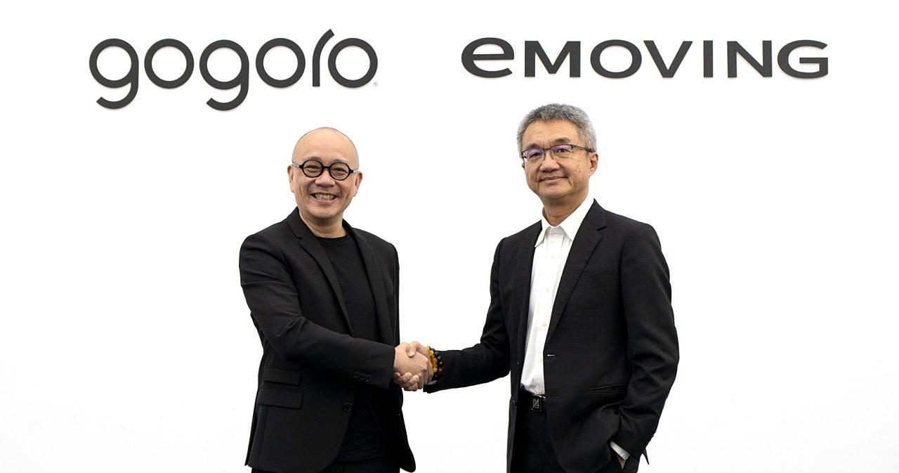 電動車再增變局!中華 eMOVING 宣布加入 Gogoro PBGN 換電聯盟