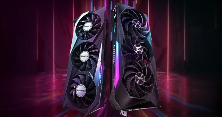 GIGABYTE推出Max-Covered Cooling超飽和散熱Radeon RX 6800 XT與Radeon RX 6800顯示卡