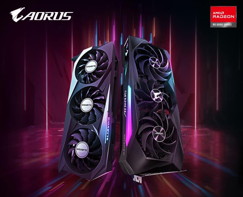 技嘉隆重推出Radeon™ RX 6800 XT與Radeon™ RX 6800顯示卡