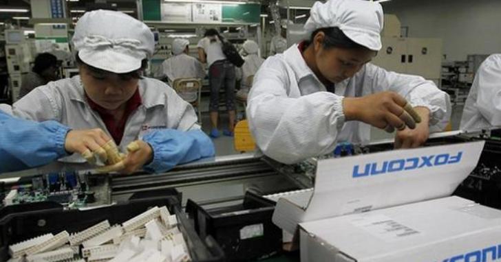 降低中國風險,富士康應蘋果要求已將部分iPad和MacBook生產線從中國轉移至越南