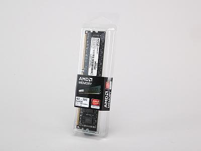 AMD 自有品牌記憶體模組實測,CP值高的優質產品