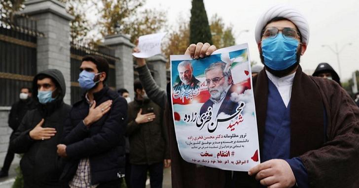 伊朗首席核科學家遭埋伏襲擊被暗殺,伊朗政府指以色列需負責