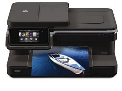 HP Photosmart 7510,能下載 App 的網路印表機