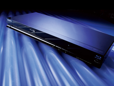 Sony BDP-S780 藍光播放機,支援 Skype、能上網看影片