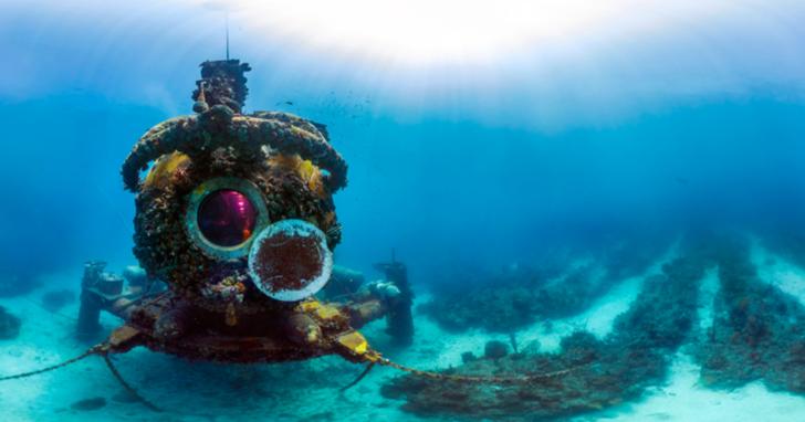 世界上最後一個深海實驗室,隱藏了人類未來的秘密