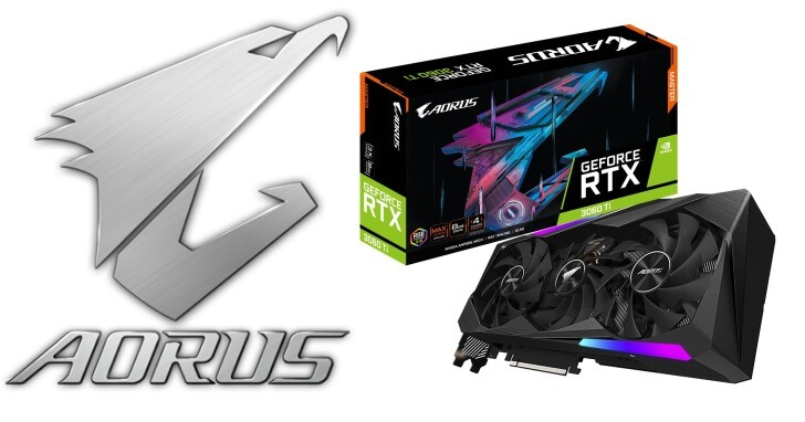 GIGABYTE推出多款GeForce RTX 3060 Ti系列顯示卡