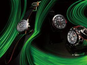 3款有賽車概念的手錶,給你戴在手腕上超速器