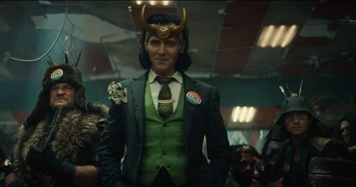 邪神回歸!迪士尼釋出《洛基》(Loki)影集首支預告,場景到卡司根本是電影規格