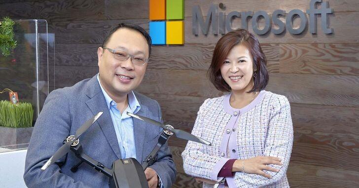 微軟助攻中光電智能機器人起飛,雲端大數據定向新智慧防災