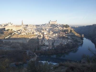 世界文化遺產,位於西班牙的文化融合古城托雷多之旅