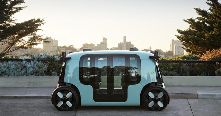 亞馬遜發表 Robotaxi 全自動駕駛電動計程車,正式投入汽車產業