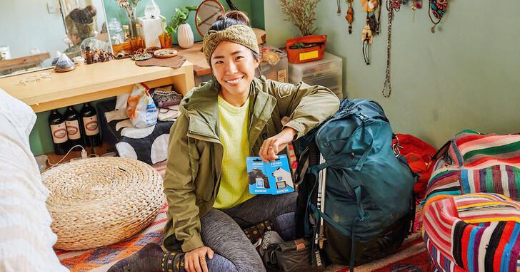 在旅程中展開自我對話的冒險家 CC 謝昕璇~以值得信賴的 KIOXIA 鎧俠記憶卡,記錄每刻感動,不錯過任何精彩的瞬間!