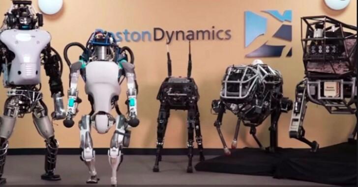 被現代汽車收購後,波士頓動力CEO談Google、軟銀以及現代汽車三階段的任務
