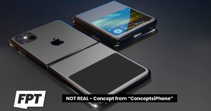 傳蘋果正在開發兩款摺疊 iPhone,一款類似微軟 Surface Duo、一款像三星 Galaxy Z Flip