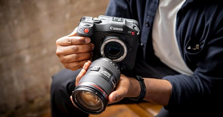 第一台 RF 接環電影機 Canon EOS C70 正式登場,售價 16.9 萬元
