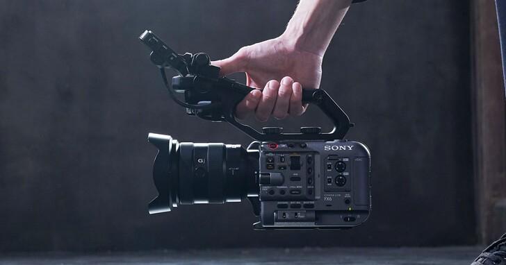 Sony 推出輕巧型高階電影機 Cinema FX6,採 E 接環僅重 890g