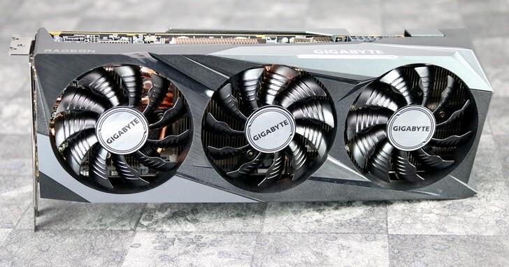 更勝公版卡的超頻效能! GIGABYTE Radeon RX 6800 GAMING OC 16G 顯示卡評測
