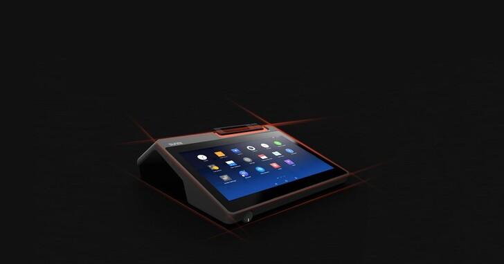 Android 系統的 POS 主機,商米 T2 MINI POS 主機開箱