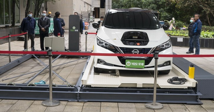 機械停車位該如何充電?裕隆「YES!來電」提出全新解決方案